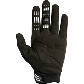 Fox Dirtpaw Gloves Men, black/white